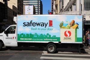 Safeway Custom Semi Wrap